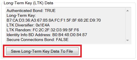 图12 保存长期密码