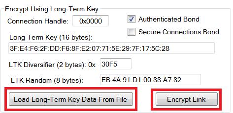图14 使用长期密钥重新加密